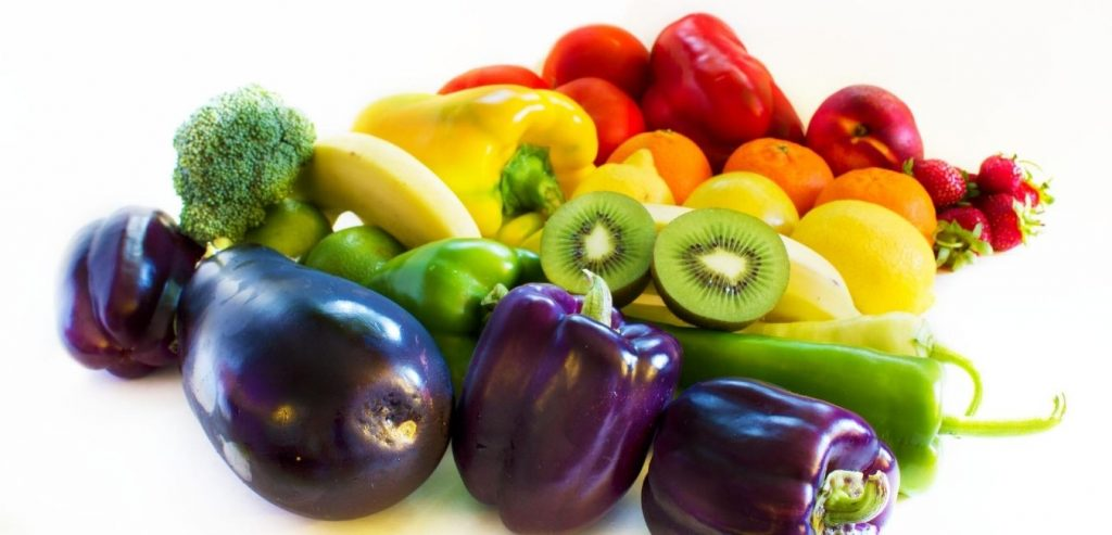 Vegetables Rainbow