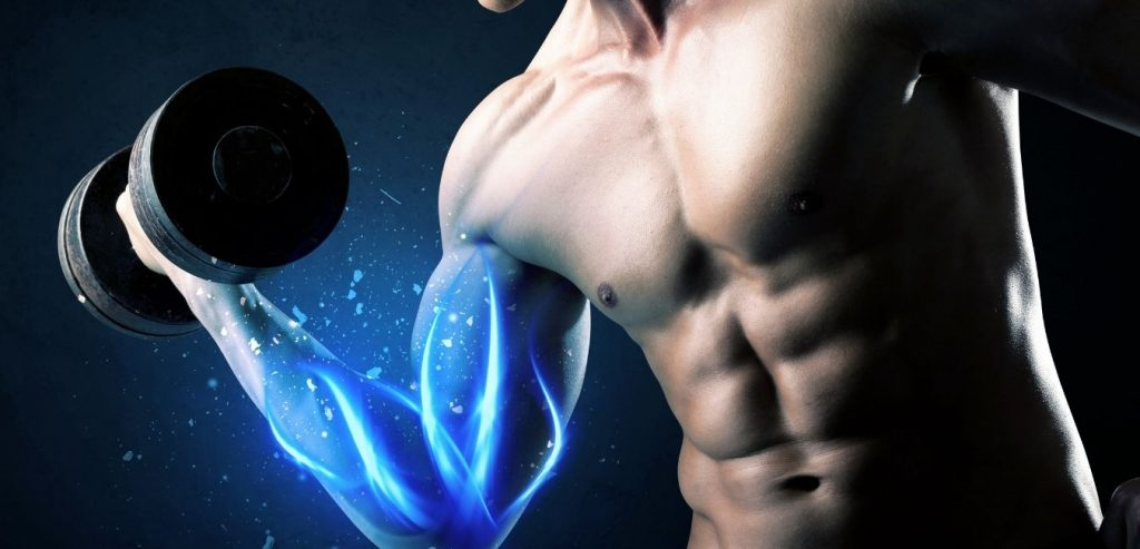 build muscle with fasting